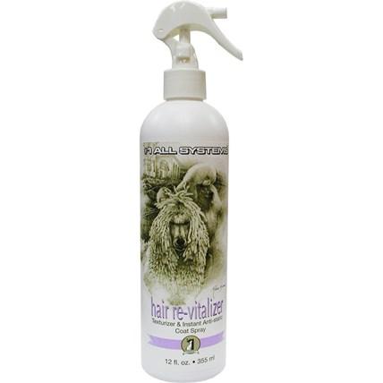 1 All Systems Hair Revitalizer Anti static Spray 250ml