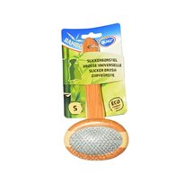 Duvo Bamboo Slicker Brush Eco