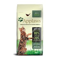 Kattfoder Applaws katt Adult Chicken& Lamb 2 KG