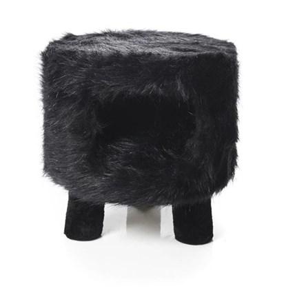 Möbel Kattens no 1Heubii Fluffy Svart