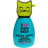 Pet Head Fizzy Kitty Mousse 200ml
