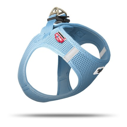Curli Vest Harness Air Blå S