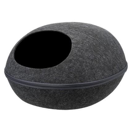 Liva igloo filtad grå