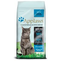 Kattfoder Applaws katt Adult Ocean Fish With Salmon 1,8KG