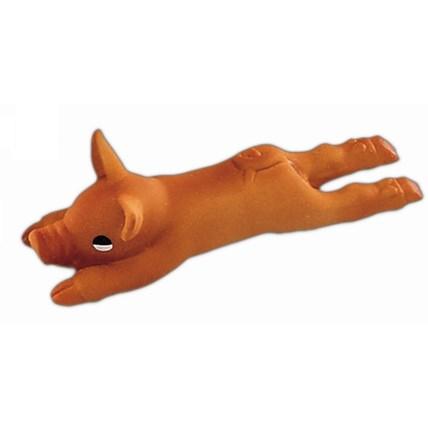 Hundleksak Latex - Gris - 14cm