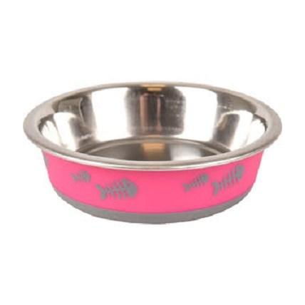 Matskål till katt Rosa