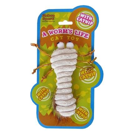 Kattleksak A Worm's Life