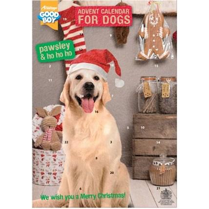 Adventskalender Hund GoodBoy