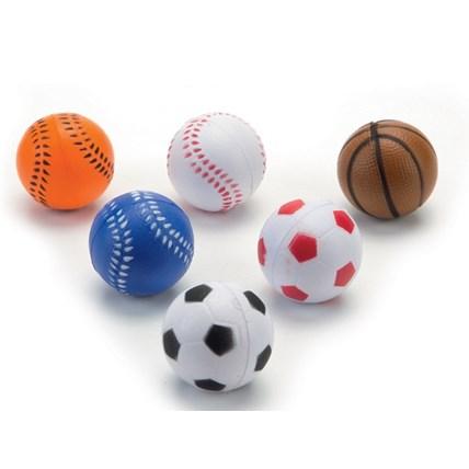 Kattleksak Mixade Sportbollar