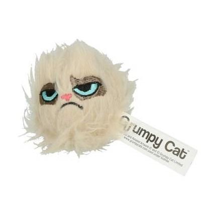 Kattleksak Grumpy cat angry boll