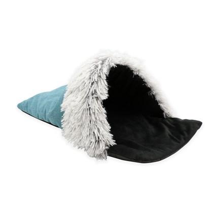Kattbädd Säck Inuit Blå Sömn