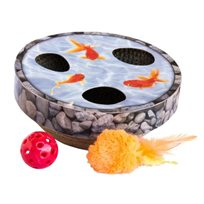 Kattleksak Petstages Wobble Pond