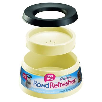 Skål Non-spill road refresher 0,6l Creme
