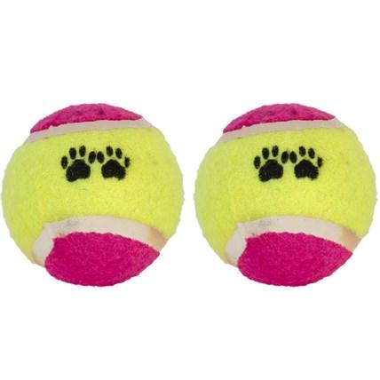 Hundleksaker Boll Wille 2p