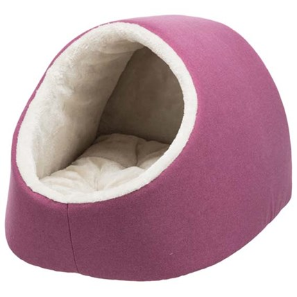 Salva igloo fuchsia/cream