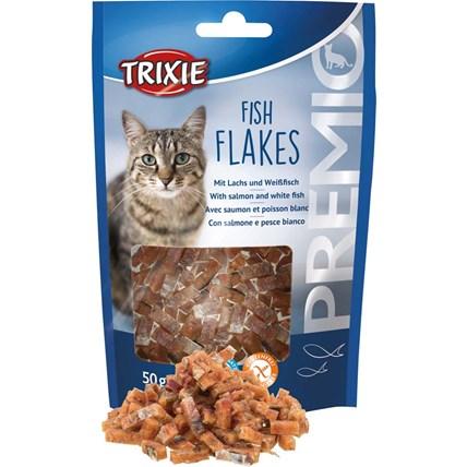 Kattgodis PREMIO Fish Flakes
