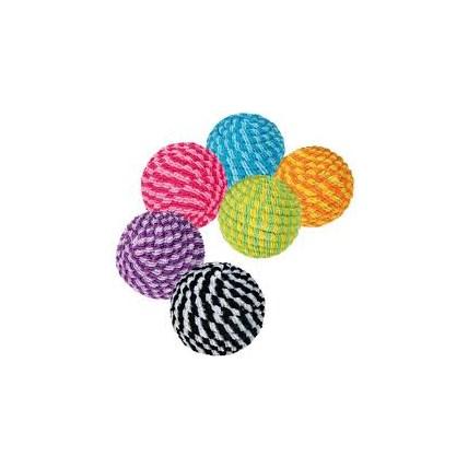 Kattleksak Spiralboll