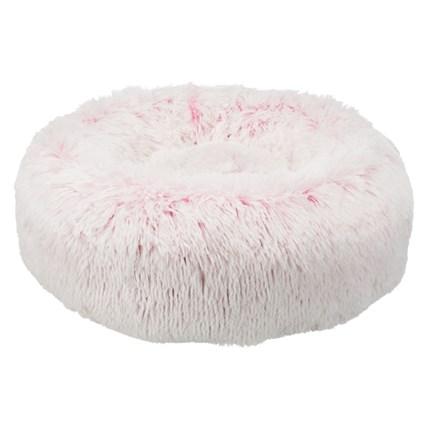 Harvey kattbädd vit-rosa