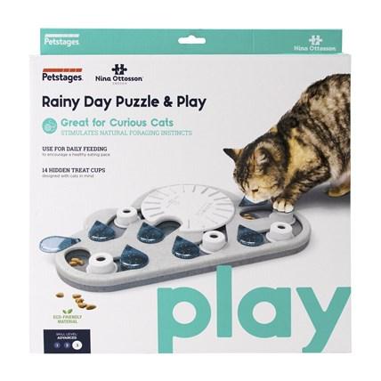 Aktiveringsleksak Rainy Day puzzles&play
