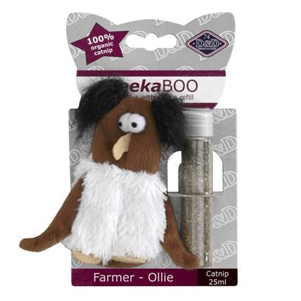 Kattleksak Keekaboo Farmer Ollie