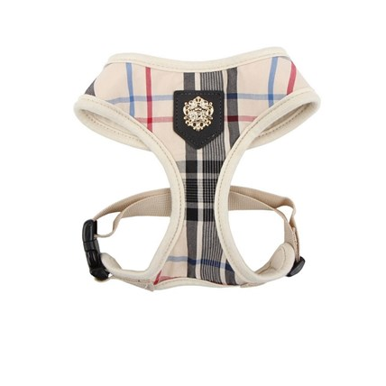 PUPPIA JUNIOR HARNESS A BEIGE, XS