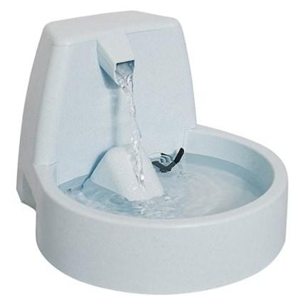 Vattenfontän Drinkwell Orginal 1,5L Vit