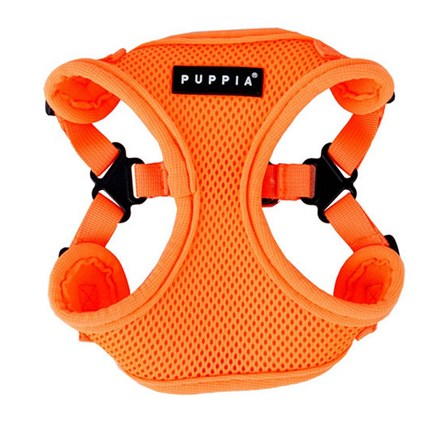 Kattsele Puppia Step-in-sele Orange