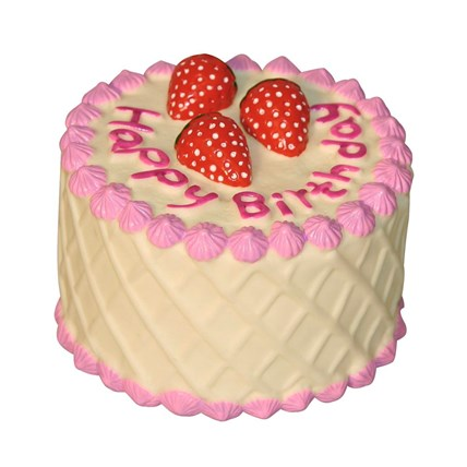Hundleksak Birthday Cake