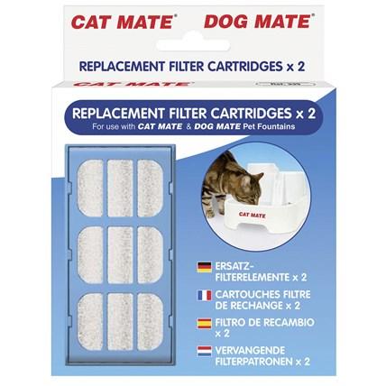 Filter till Cat Mate 2L