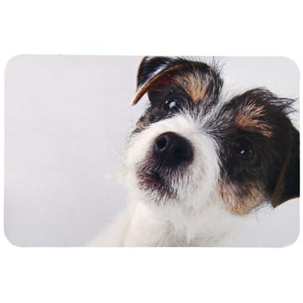 Matskålsunderlägg Hund bild