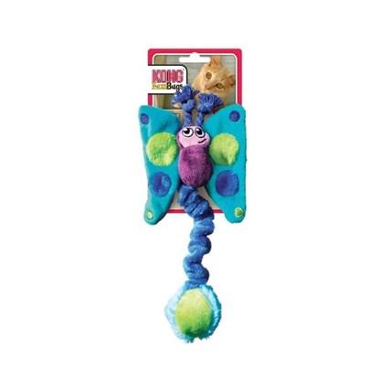 Kattleksak KONG Kitty Fuzz Bugs